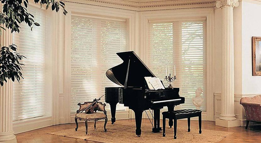 香格里拉帘-透光型面料客厅